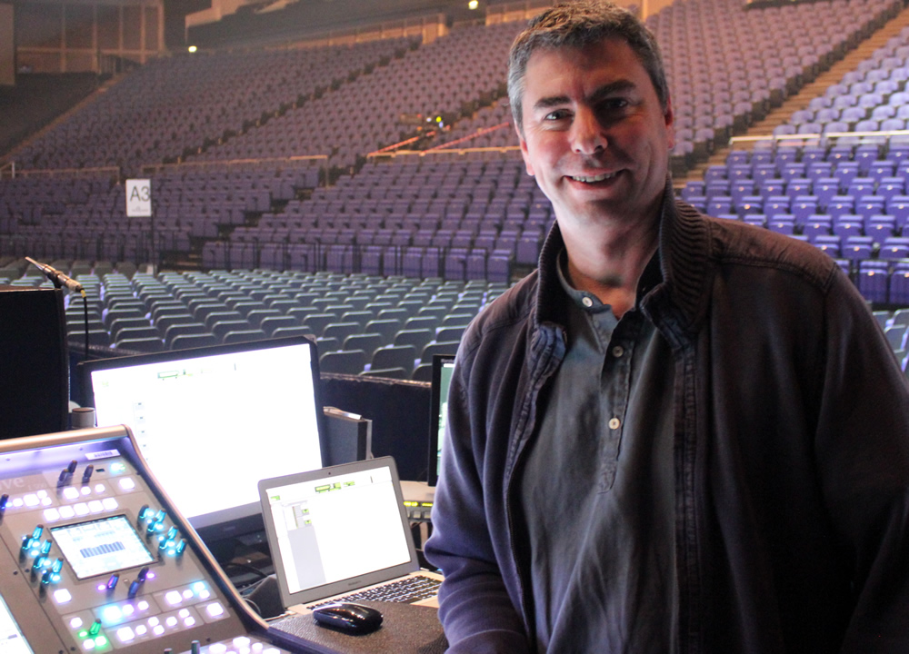 RME MADIface USB on Tour with Peter Gabriel - Synthax Audio