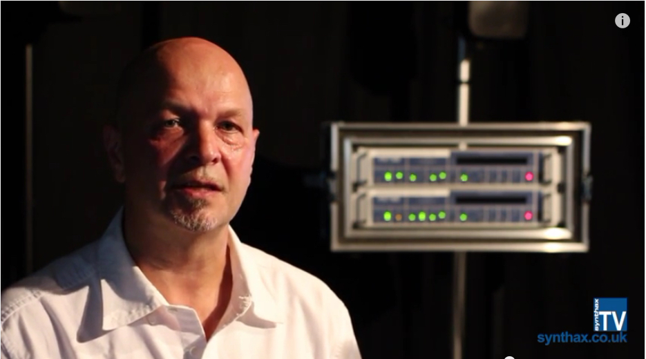 RME M-32 DA with Marco Perry of Immersive Audio - Synthax Audio