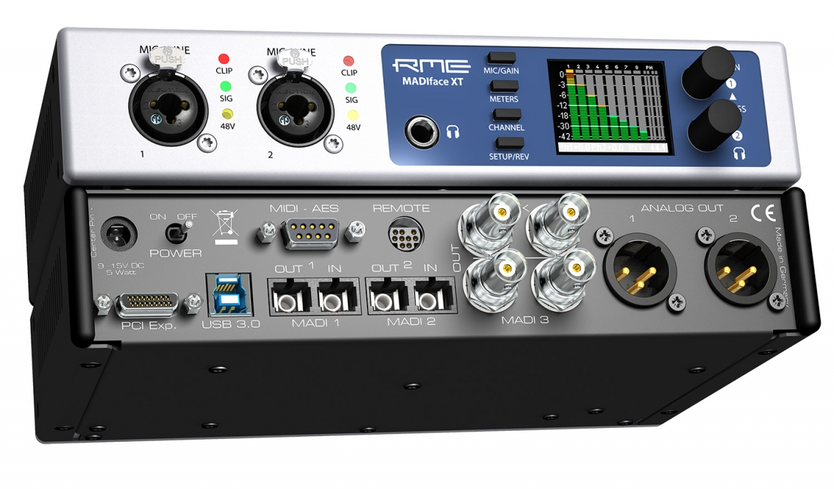 thunderbolt or usb 2 audio interface synthax audio. Black Bedroom Furniture Sets. Home Design Ideas